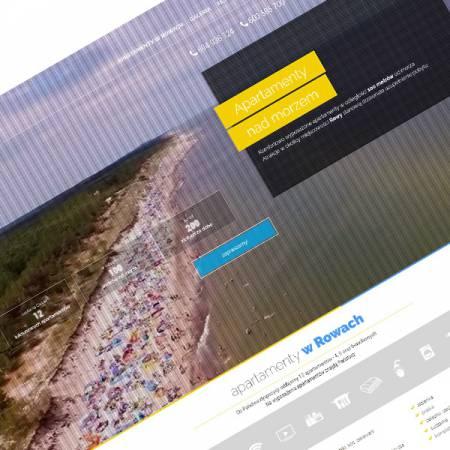 Apartamenty Zefir, strona www
