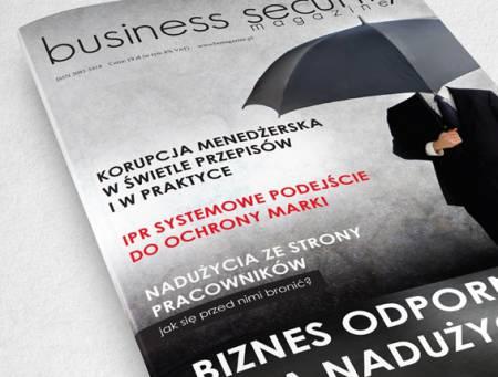 Business Security, skład magazynu