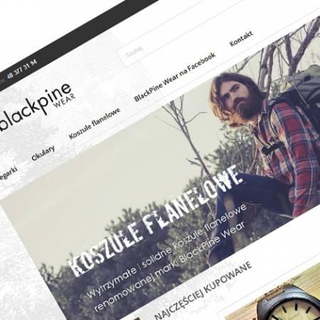 Sklep internetowy Blackpine Wear
