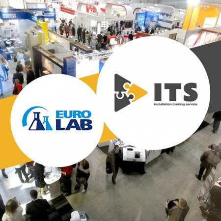 Oprawa targów EuroLab 2015