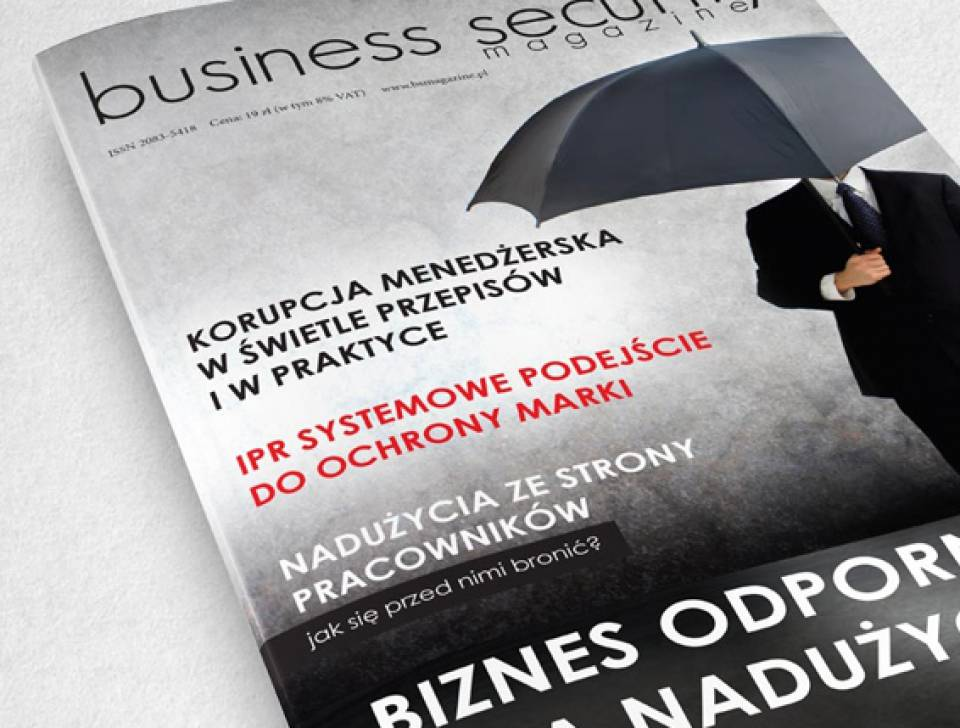 Business Security, skład magazynu