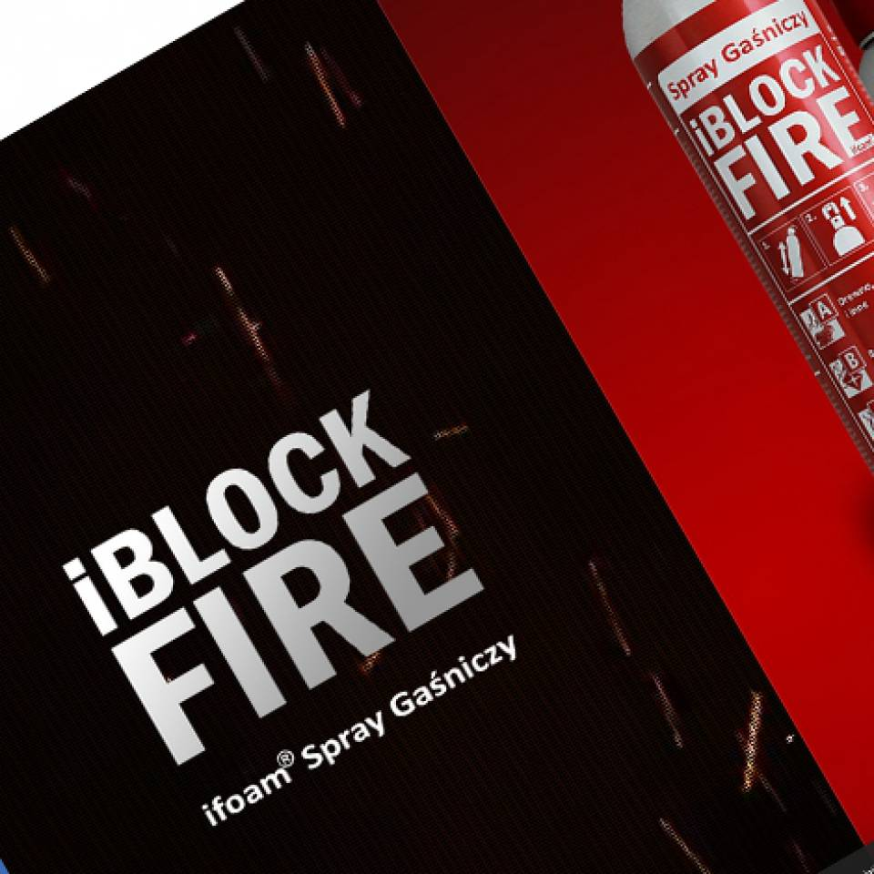 iBLOCK Fire